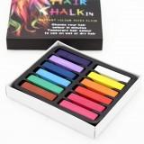 Набор мелков для волос Hair chalk 12 шт