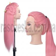Манекен голова для причесок Розочка