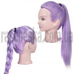Кукла с волосами для обучения прическам