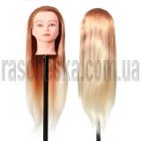 Голова с волосами для обучения афроплетению