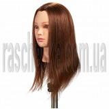 Учебный манекен для стрижки с натуральным волосом
