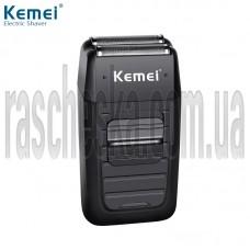 Электробритва аккумуляторная Kemei KM-1102