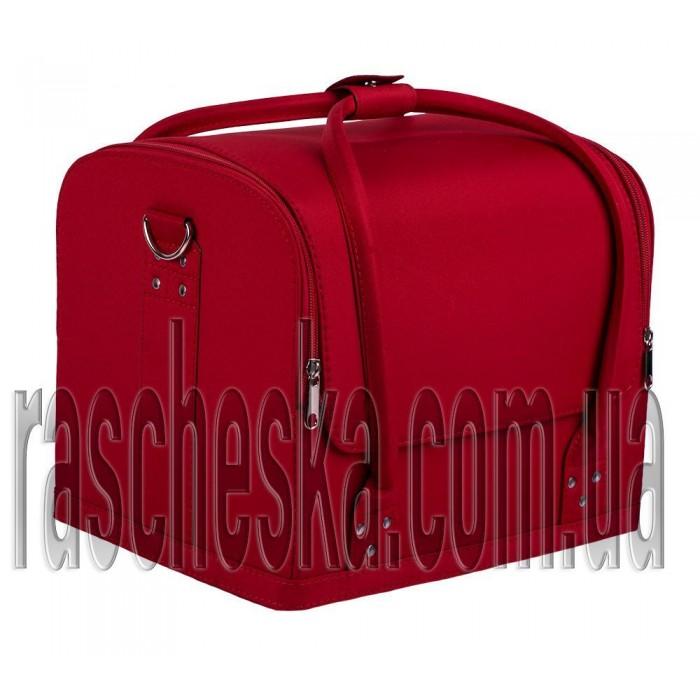 1d1ed8412a44 Сумка кейс для косметики «SILK RED»
