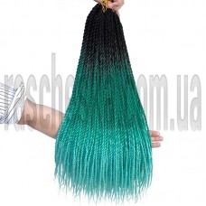 Сенегальские твисты для волос №9