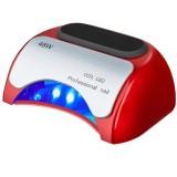Профессиональная лампа LED + CCFL для сушки гель-лаков и геля 48W Red