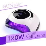 Лампа для сушки ногтей SUN BQ5T 120W