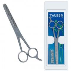 Ножницы для стрижки филировочные Zauber 5,5 код 1084